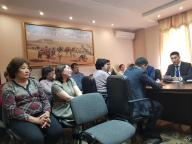 Собрание на тему: «Формирование антикоррупционной культуры»