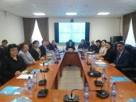«Мемсараптама» РМК ҚЖК» қоғамдық бірлестігінің  2017 жылы атқарылған жұмысының қорытындылары бойынша конференция